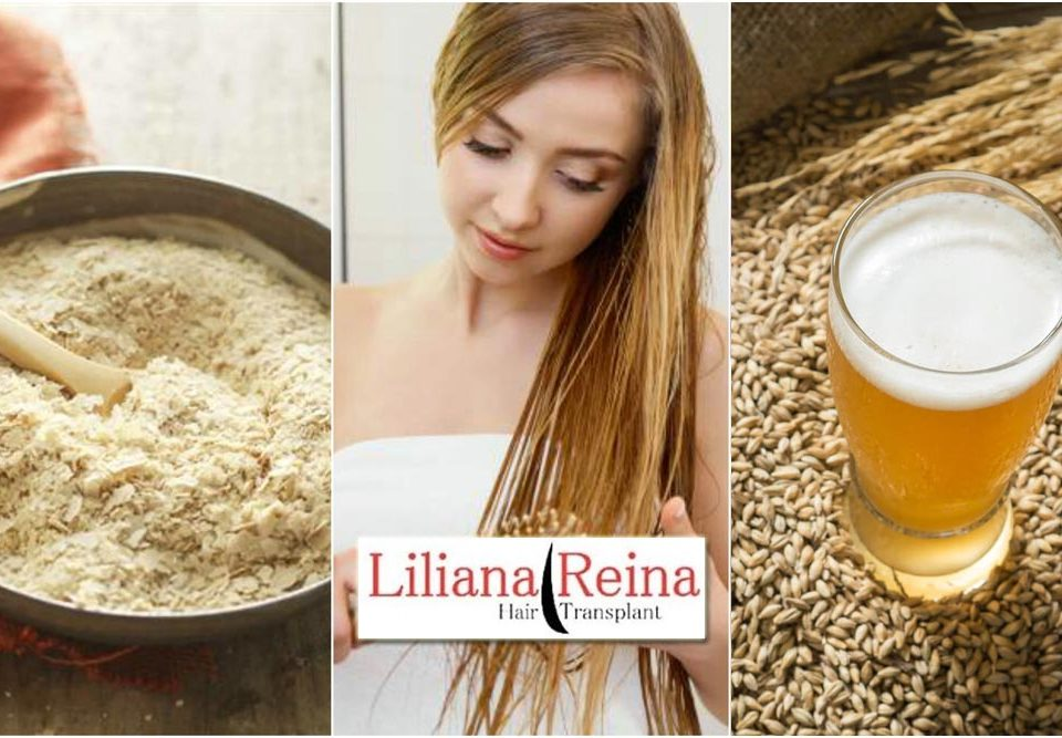 La levadura de cerveza es un remedio contra la caída del cabello