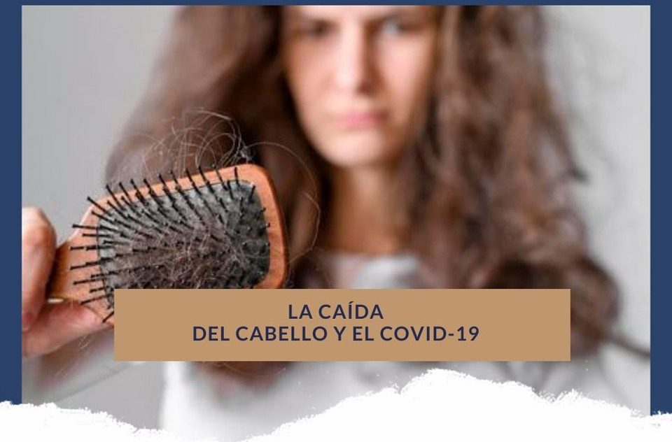 Caida del Cabello Covid-19